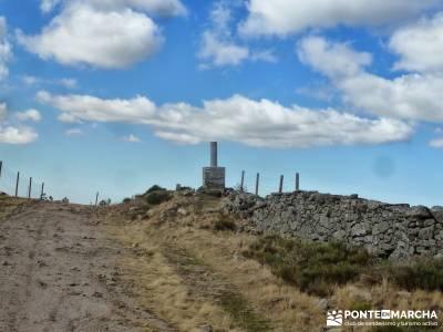 Abantos y Cuerda Escurialense;actividades madrid zapatillas trekking alto tajo